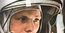 Юрий Алексеевич Гагарин — первый космонавт